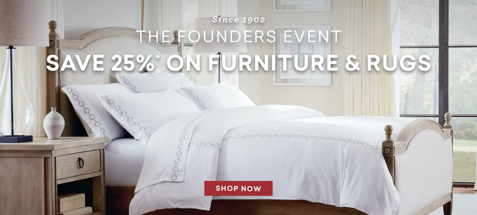 the founders event save 25% off furniture and rugs Tablet