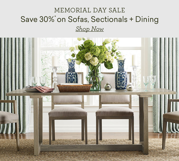 memorial day sale save 30% on sofas sectional and dining slide 3 Mobile