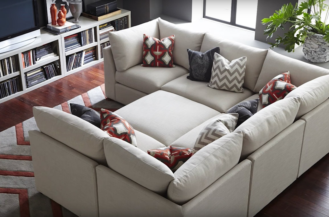 Bassett Beckham Sectional