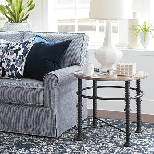 Living Room End Tables   Side Tables   Bassett Furniture